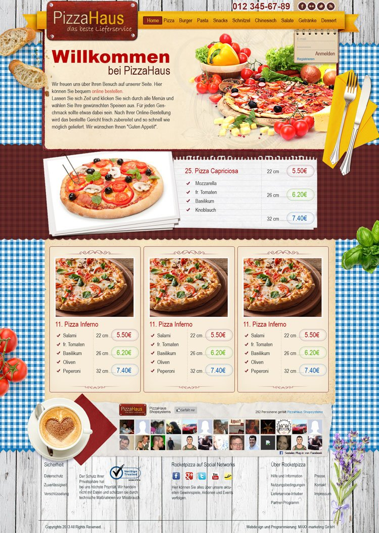 PizzaHaus
