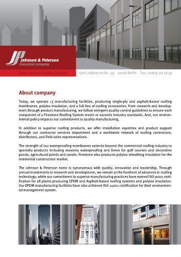 Industrial Company