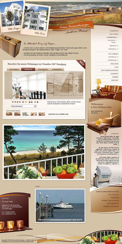 Web design zum Thema