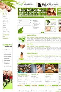 Webdesign zum Thema