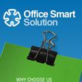 """Webdesign zum Thema """"Office-Dientsleistungen"""""""