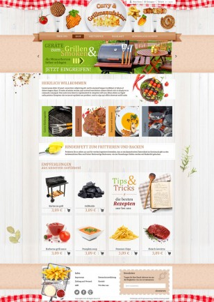 Curry und grillmanufaktur
