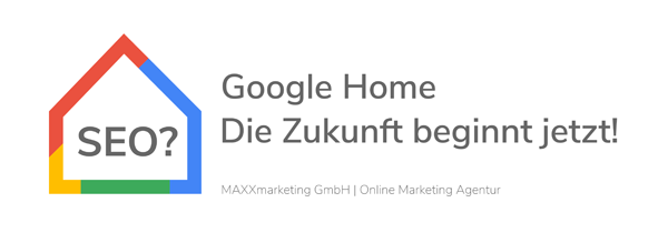 Google Home Seo fur sprache