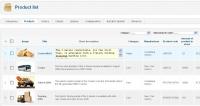 Admin Ajax Products Editor