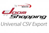 Addon Universal CSV Export