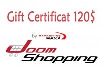 Gift Certificat