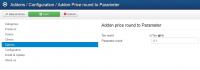 Addon price round