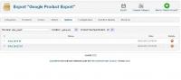 Addon Google export