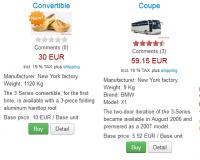 Clear price decimal