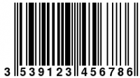 Product Barcode EAN
